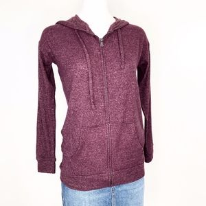 American Eagle | Soft & Sexy Plush Hoodie Jacket